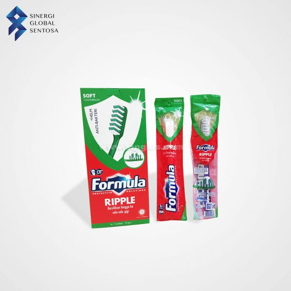 Formula Ripple Toothbrush