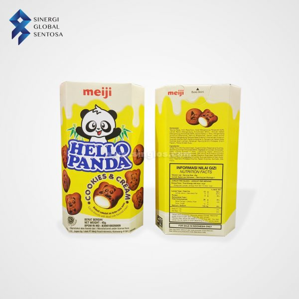 Hello Panda Cookies Cream