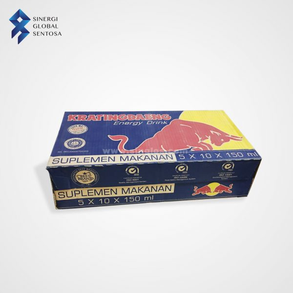 Kratingdaeng Carton