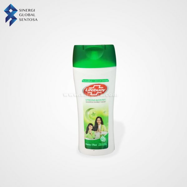 Lifebuoy Strong & Shiny Shampoo