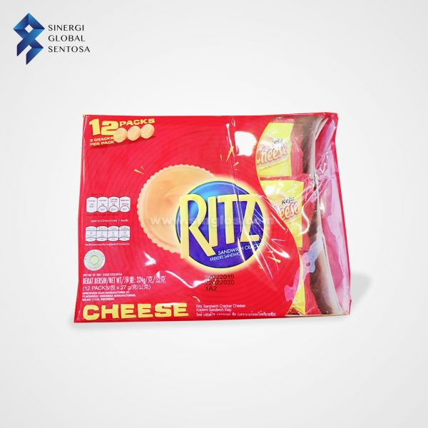 Ritz Cheese Cracker