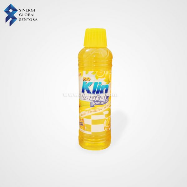 So Klin Lantai Citrus Lemon Floor Cleaner