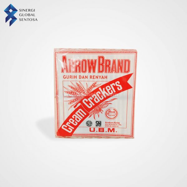 Arrow Brand Cream Crackers