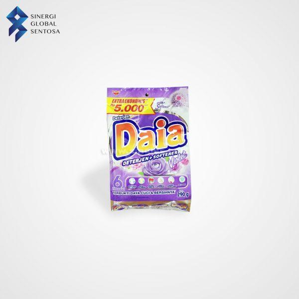 DAIA Detergent Softener Violet