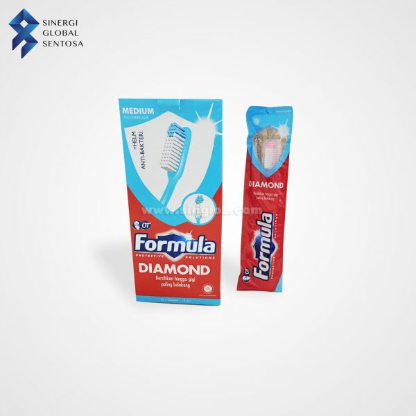 Formula Toothbrush 12'S - Diamond Medium
