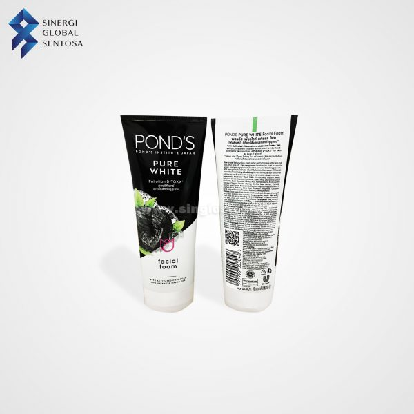 Ponds Pure White Facial Foam