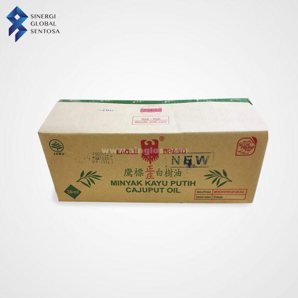 Cap Lang Cajuput Oil Carton