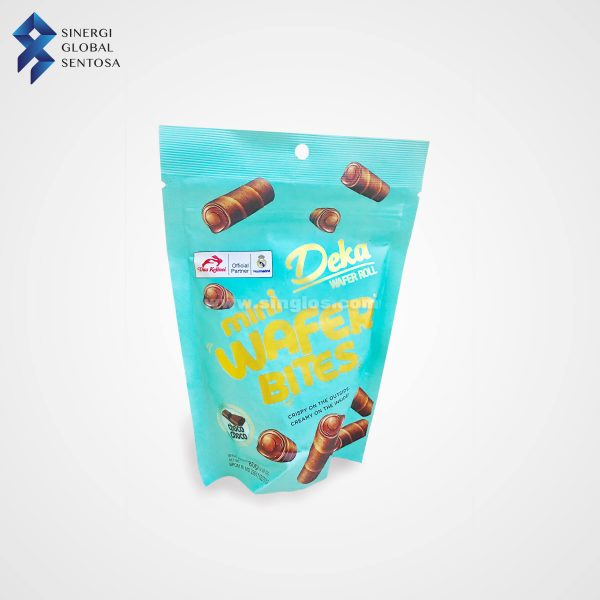 Deka Wafer Roll 80G - Flavour Choco