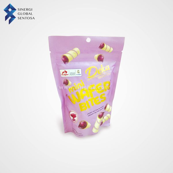 Deka Wafer Roll 80G - Flavour Ube