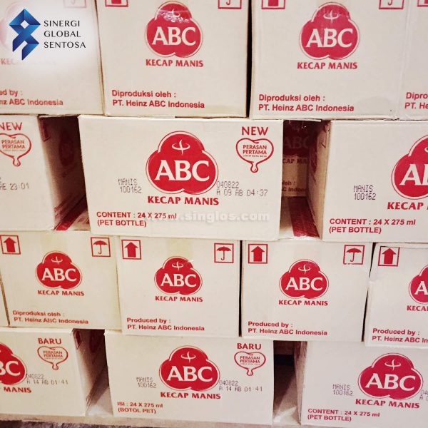 ABC Soy Sauce 275ML