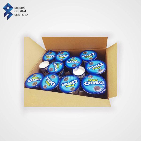 Oreo Vanilla Cup 61.3G (Carton)