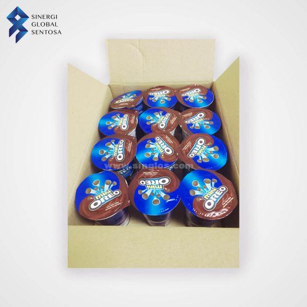 Oreo Mini Cup Choc 61.3G (Carton)