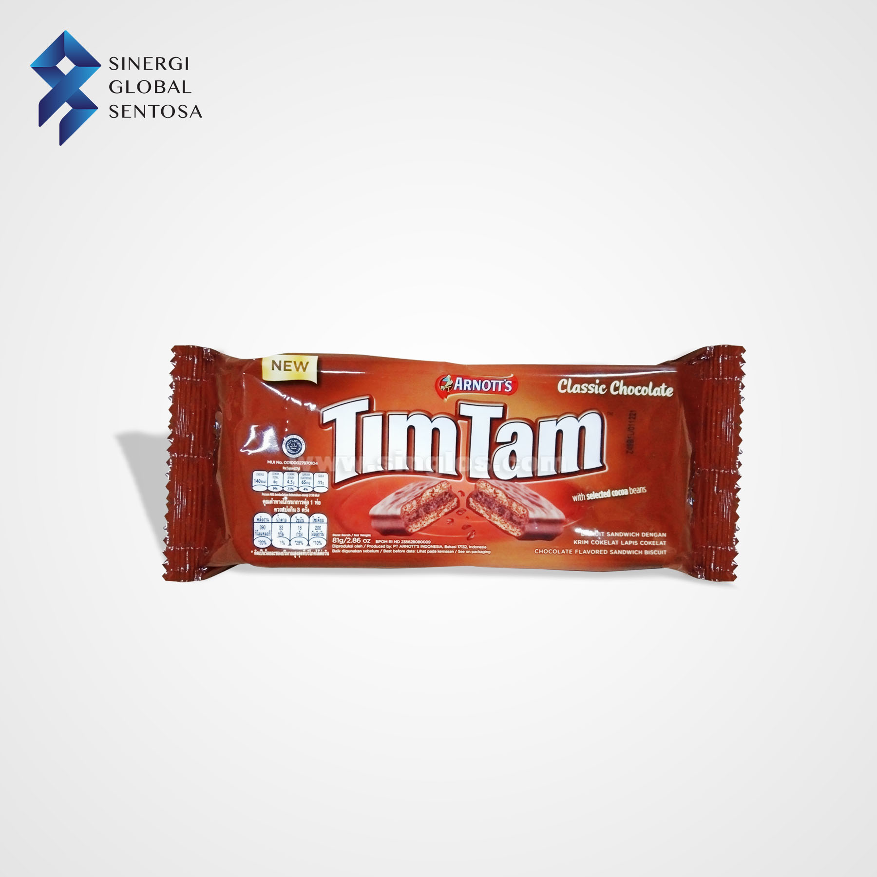 Timtam 1 Chocolate